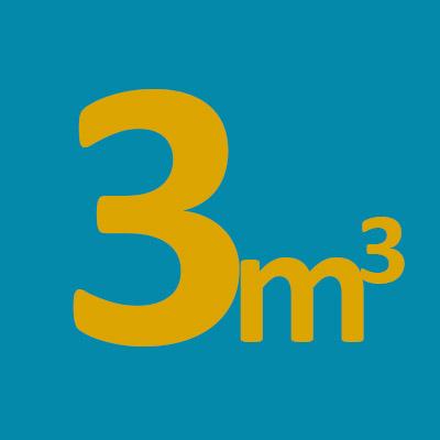Contenedores 3m3