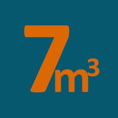 Contenedores 7m3